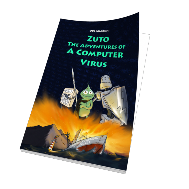 Book: Zuto: The adventures of a computer virus